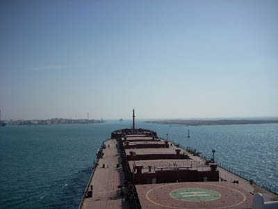 From a master's desk – Transiting the Gulf of Aden - GARD