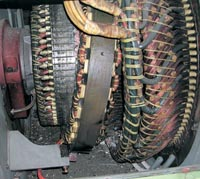 Breakdown Of Machinery Due To Overspeed Gard
